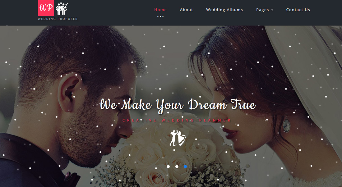 wedding-proposer-dating-website-templates