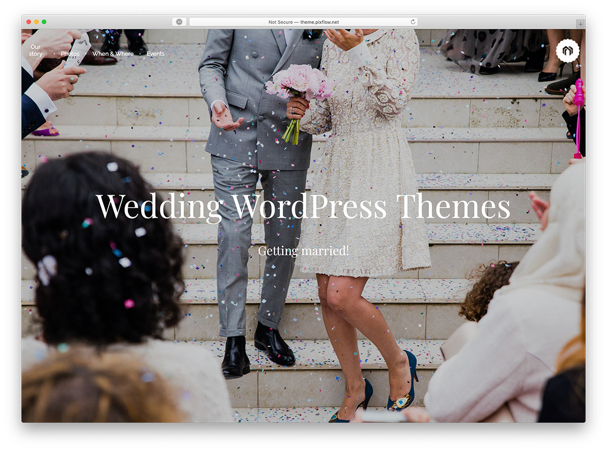 28 Beautiful & Responsive WordPress Wedding Themes 2020