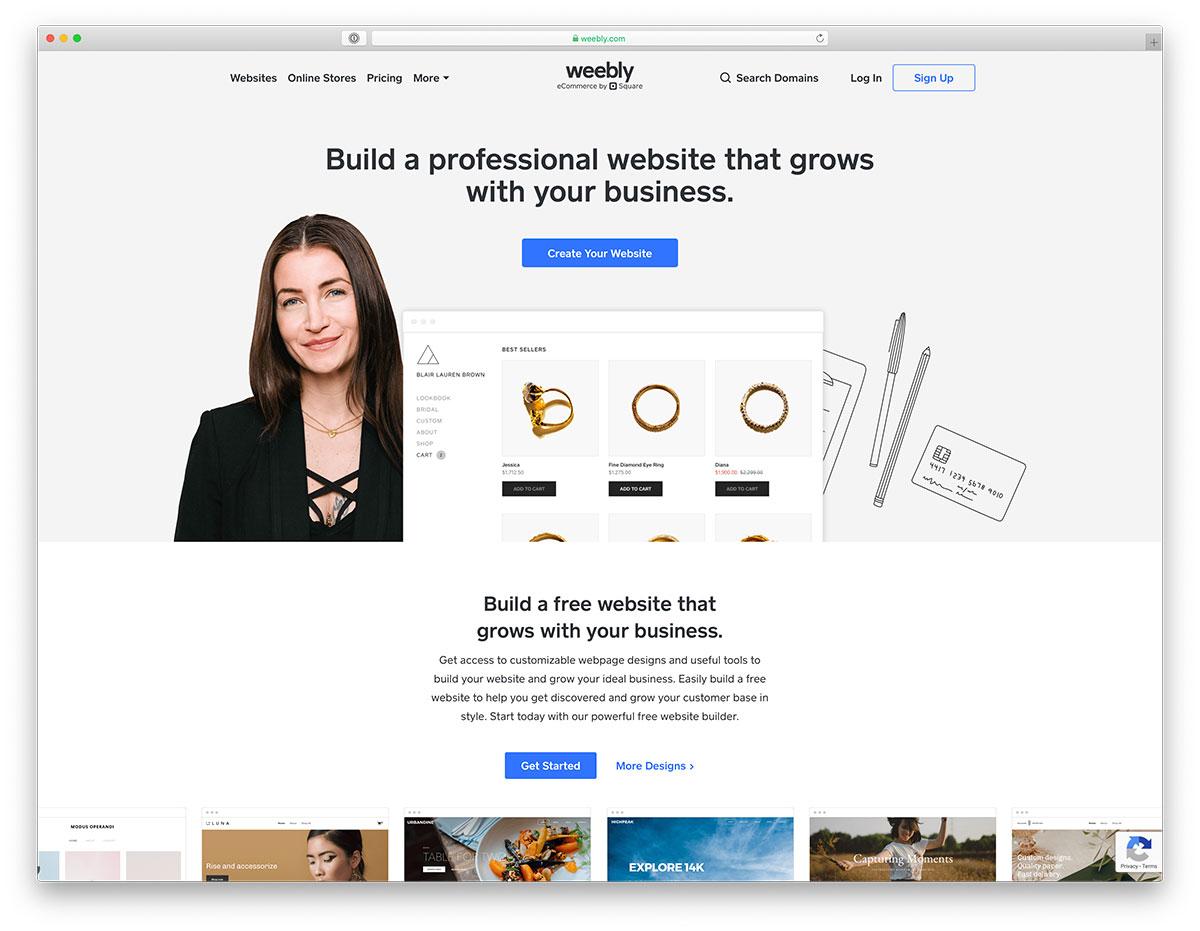 24 Best Free Drag And Drop Website Builder Software 2020 Colorlib