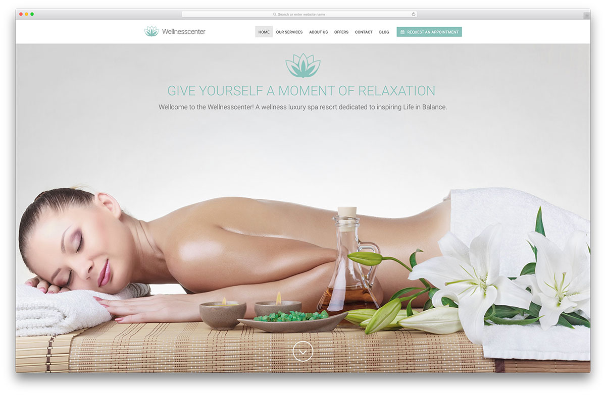 wellnesscenter-fullscreen-spa-salong-wordpress-template