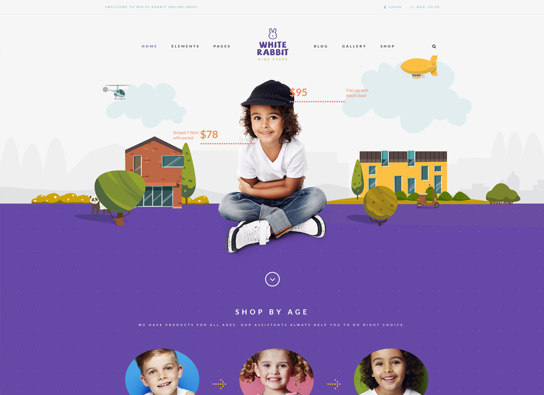 White Rabbit | Kids Toys & Children Clothing Store