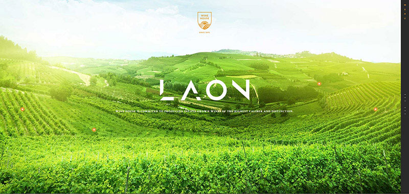 Laon | Wine House, Winery & Wine Shop