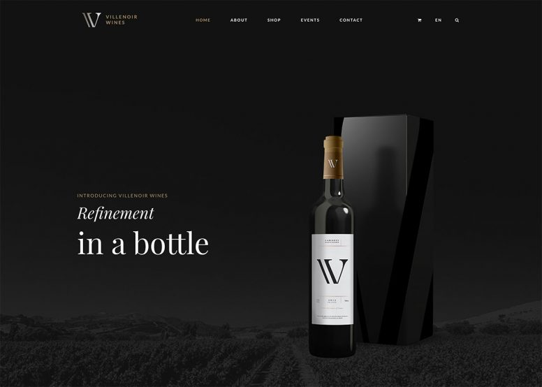 14 Best WordPress Themes For Pubs, Wineries And Brewery Sites 2018