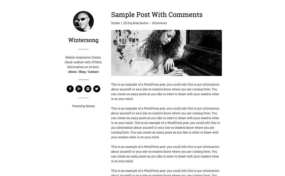 wintersong-wordpress-blog-theme