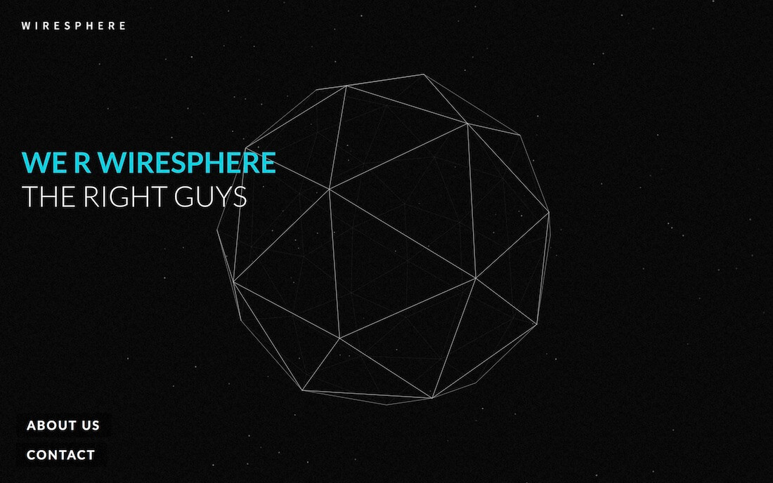 wiresphere coming soon template