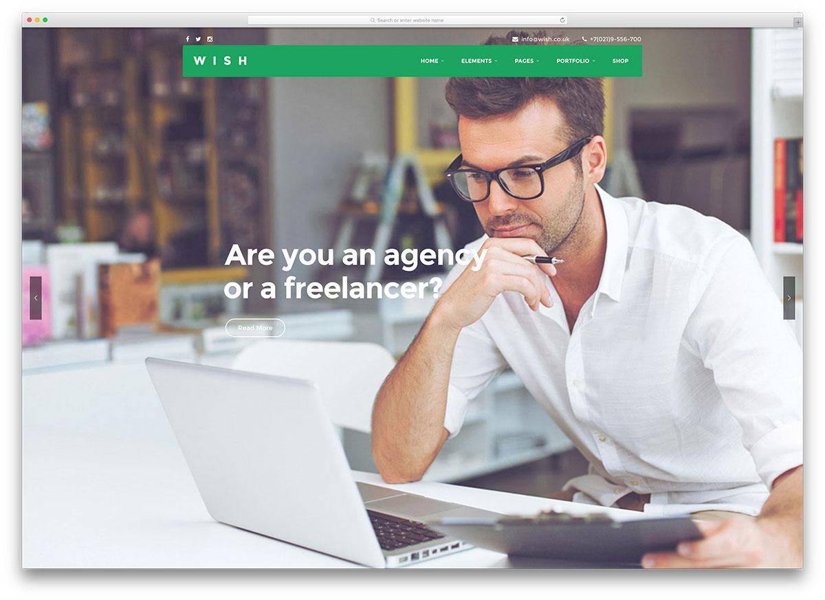 wish-fullscreen-multipurpose-business-theme