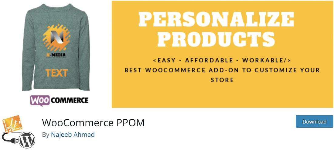 woocommerce prom plugin