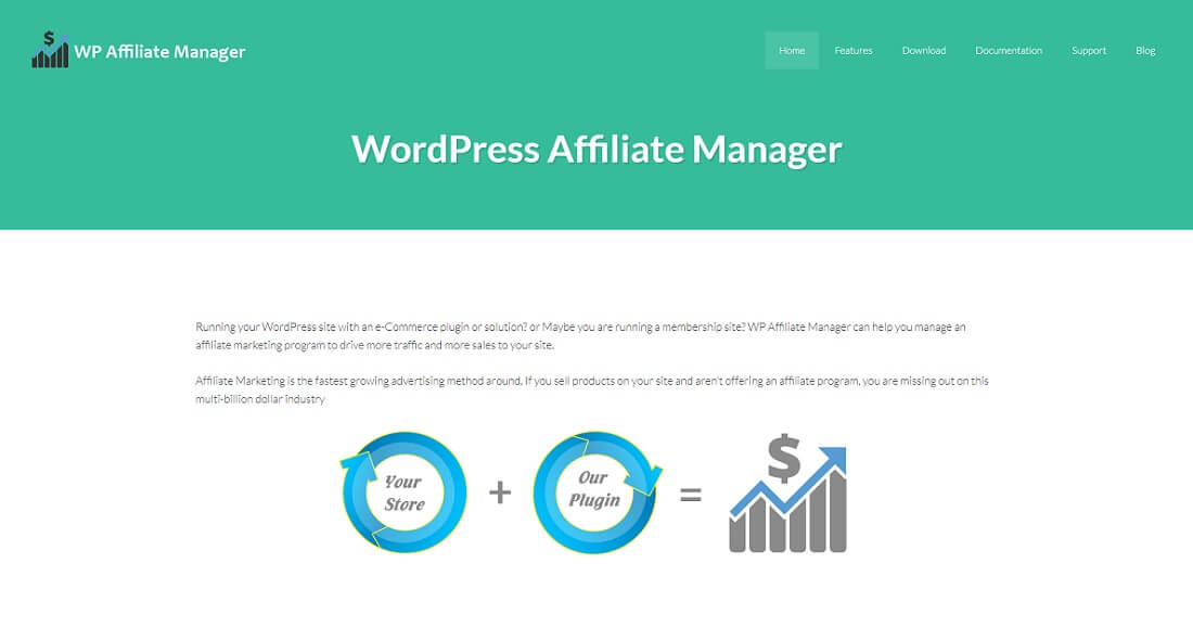 wordpress affiliates manager
