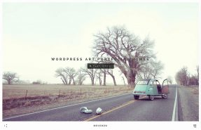 WordPress Art Themes