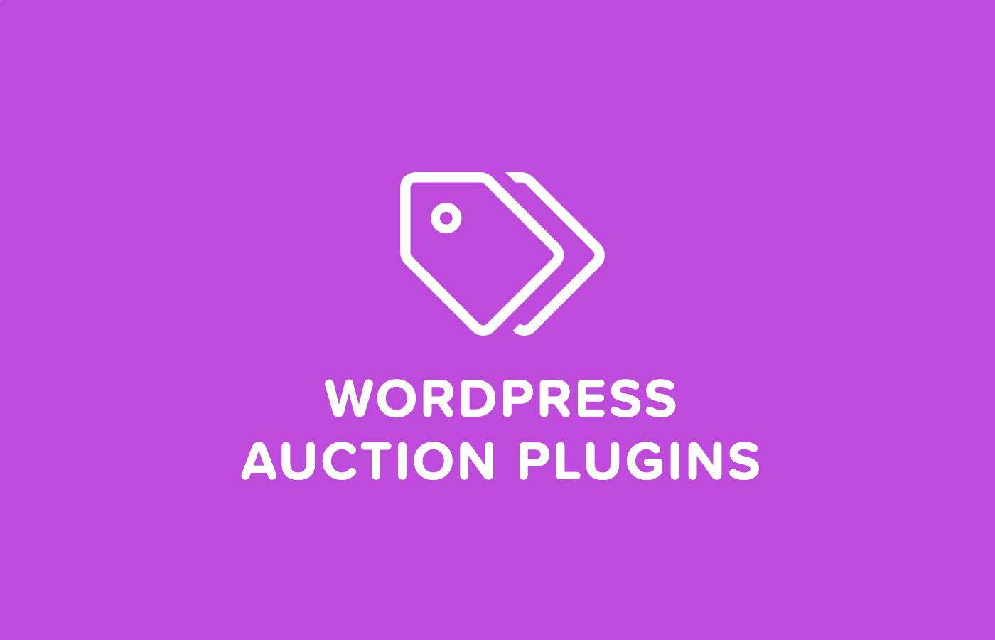 6 Best WordPress Auction Plugins