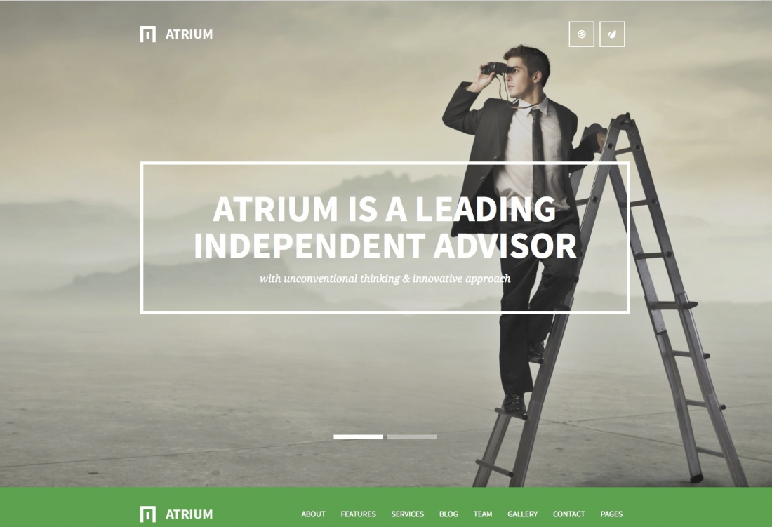 30+ Best WordPress Corporate Business Themes of 2014