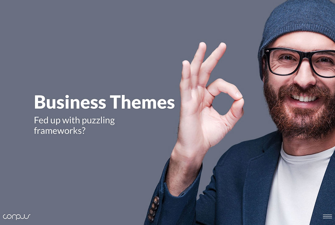 40+ Best WordPress Corporate Business Themes Of 2017 For Startups And Medium Sized Companies