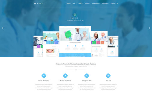 Wordpress Doctor Themes