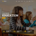 50 Responsive Education WordPress Themes For Online Courses, Schools, Kindergartens And Universities 2020