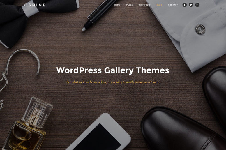 25 Awesome WordPress Gallery Themes For Photography And Portfolio Websites 2018