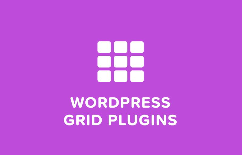Top 5 WordPress Grid Plugins To Jazz Up Your Blog Layout