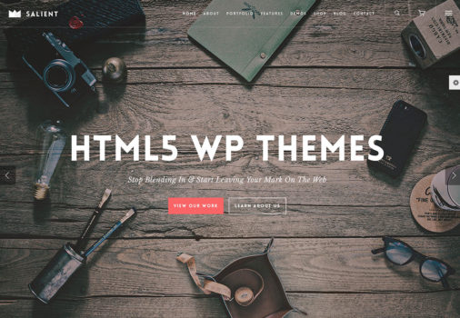 Wordpress Html5 Themes