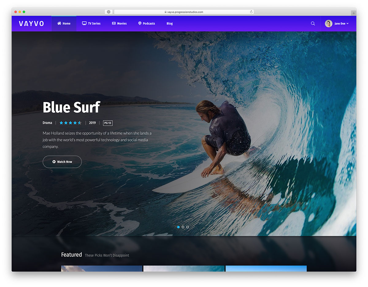 11 Best WordPress Live Streaming Themes 2020