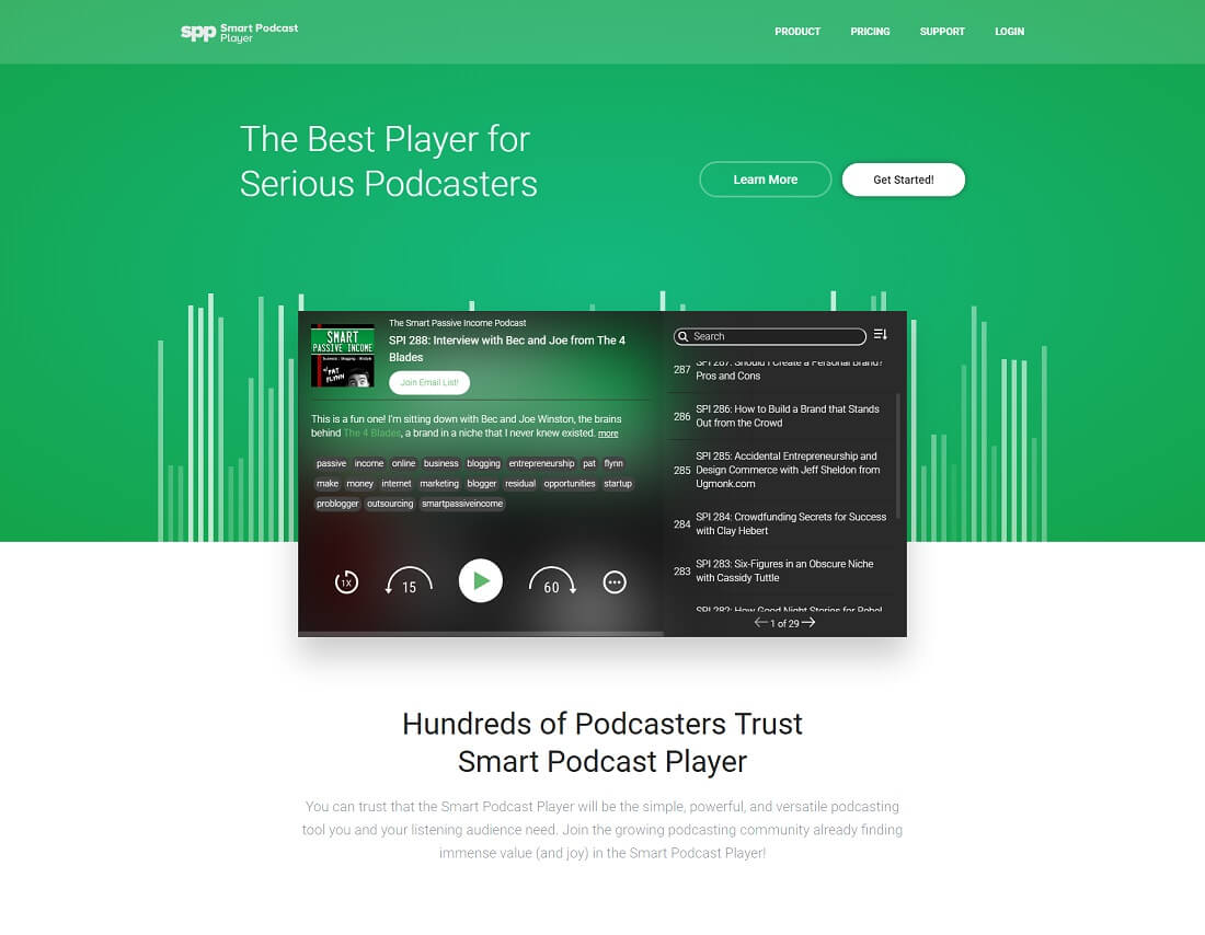 10 WordPress Podcasting Plugins To Grow Your Audience 2017