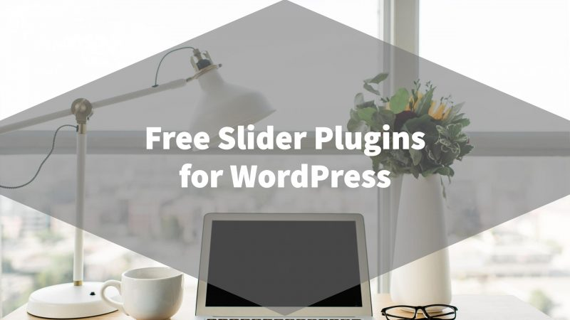 Top 28 Free And Premium WordPress Slider Plugins 2020