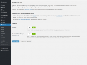 WordPress SSL Plugins