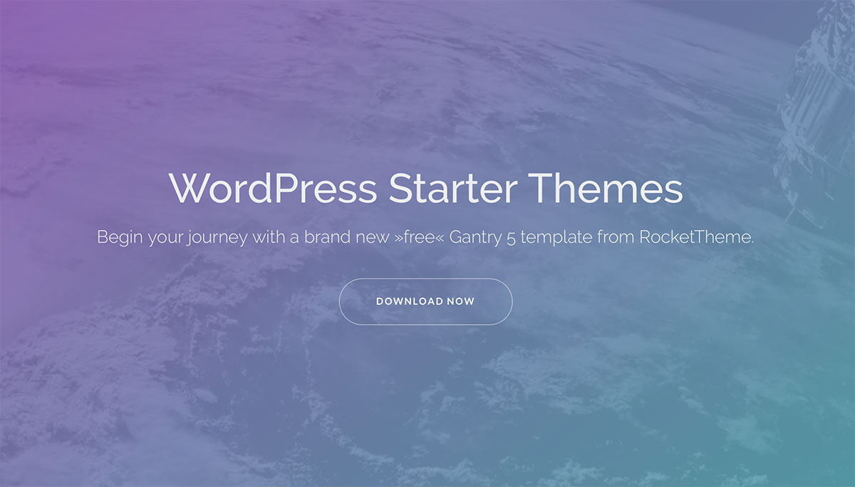 24 Most Popular WordPress Starter Themes For Your Next Project 2019