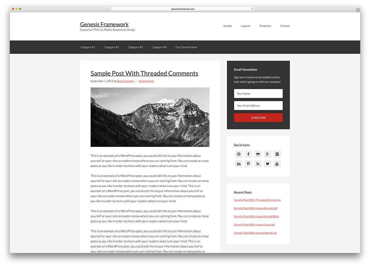 Best WordPress Theme Frameworks 2019