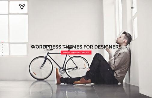 15 Brilliant WordPress Themes For Designers 2015