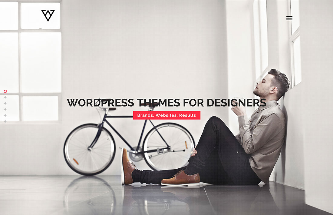 28 Brilliant Wordpress Themes For Designers 2020 Colorlib