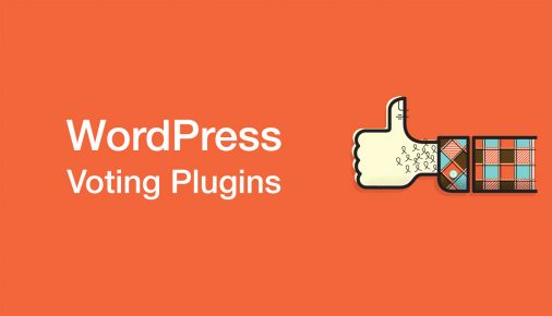 Wordpress Voting Plugins