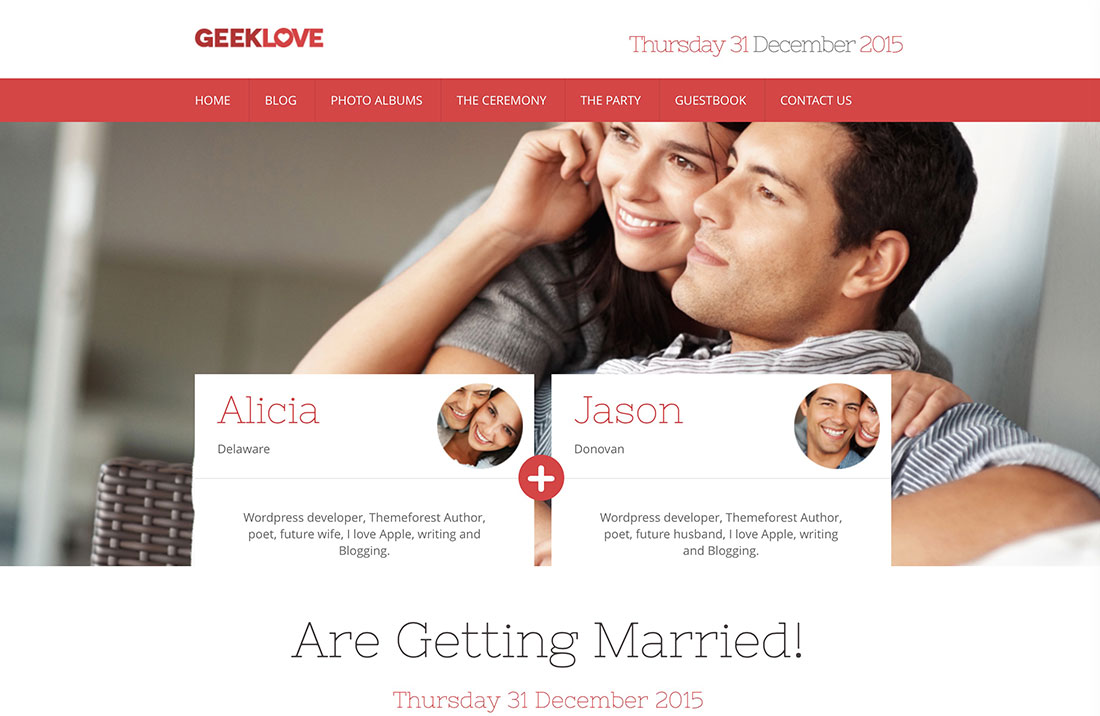 Free website for marriage