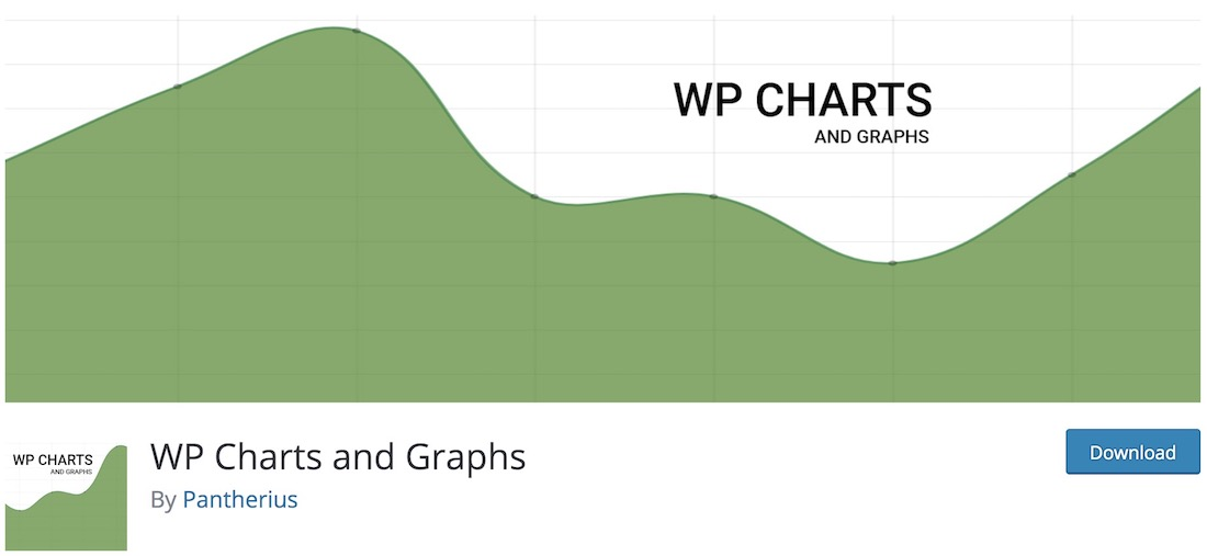 wp charts and graphs data visualization wordpress plugin