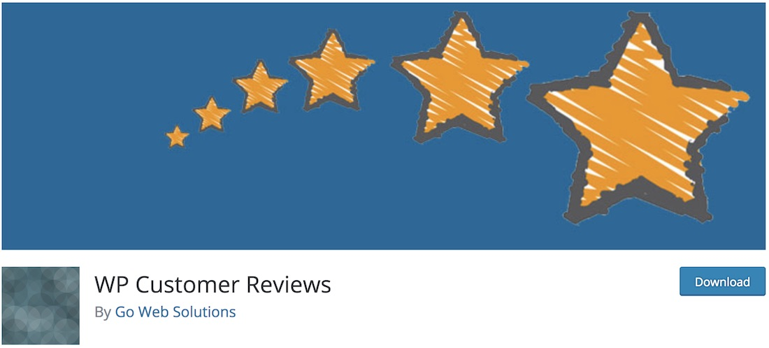 wp customer reviews wordpress plugin
