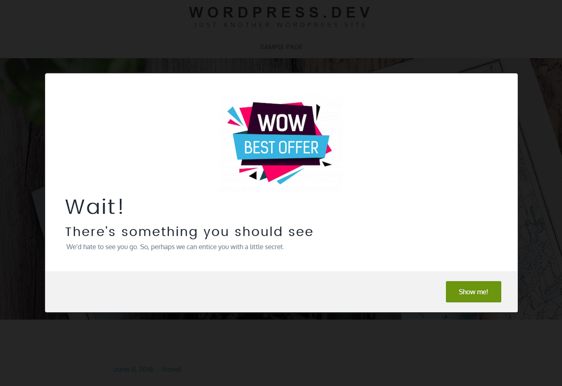 wp exodus wordpress advertising plugin