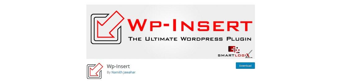wp insert plugin