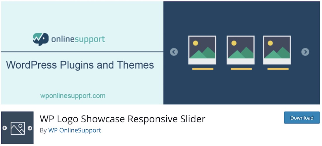 wp logo showcase responsive slider free wordpress plugin