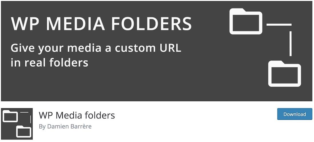 wp media folders wordpress plugin
