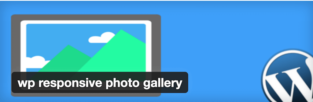 wp responsive photo gallery