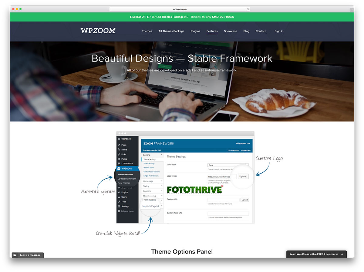 wpzoom-wordpress-theme-framework