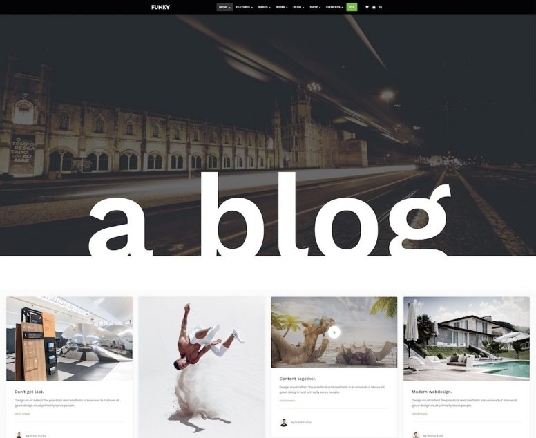 22 Top Writer Website Templates For Bloggers And Authors 2018