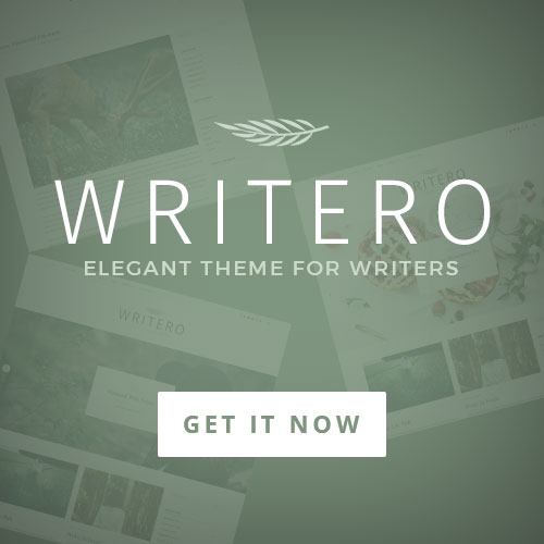 Elegant WordPress Blog Theme on Colorlib