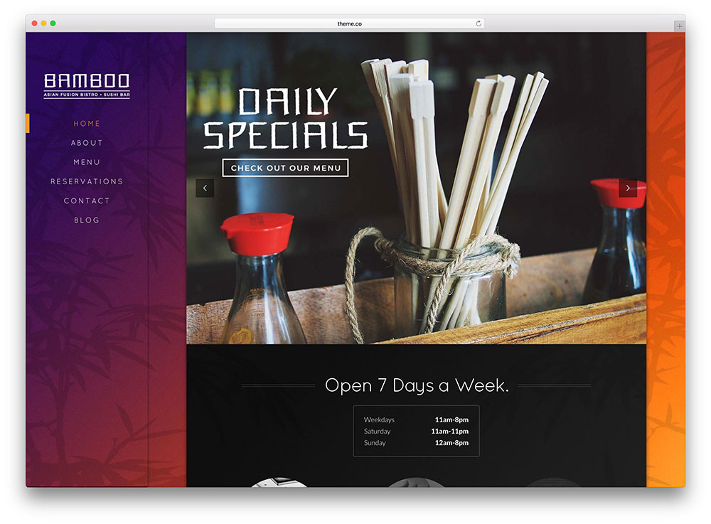 40+ Best WordPress Restaurant Themes 2018 - Colorlib