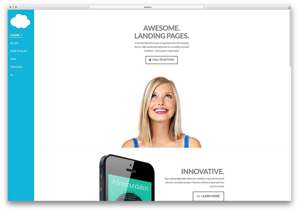x-theme-customizable-wordpress-theme