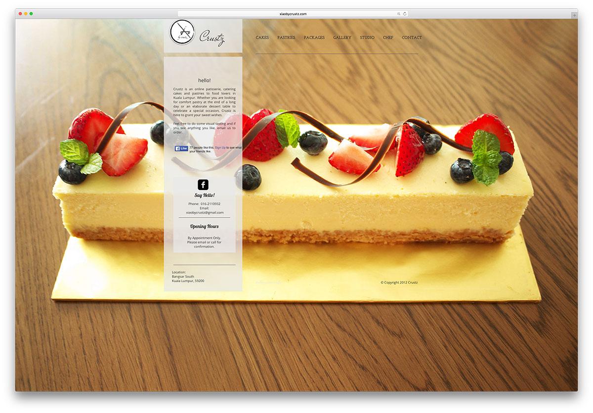 xiaobycrustz-foodies-website-based-on-wix-builder