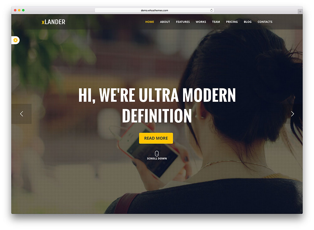 xlander-modern-wordpress-themes
