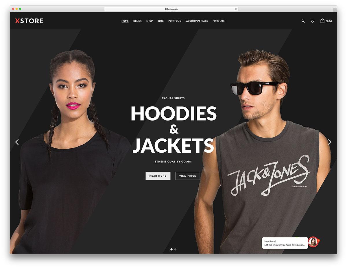 xstore-dark-woocommerce-website-template
