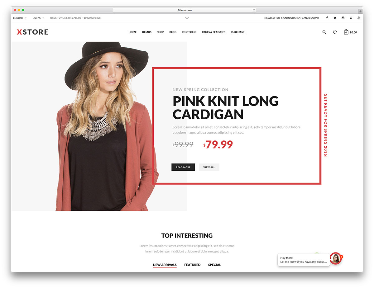 xstore-minimal-ecommerce-wordpress-website-template