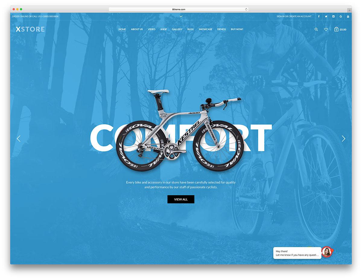xstore-webshop-bike-store-template