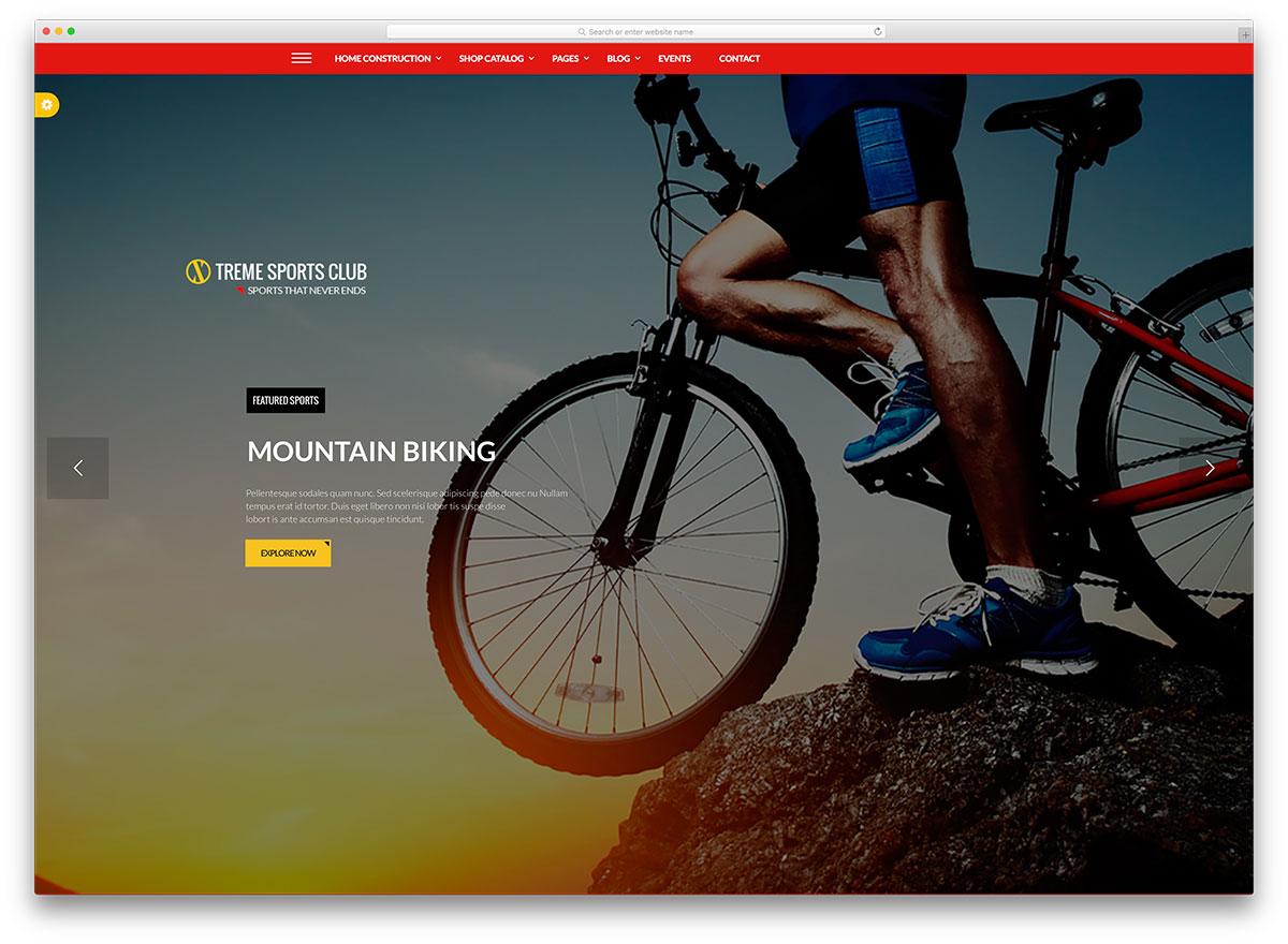 xtreme-sports-wordpress-template
