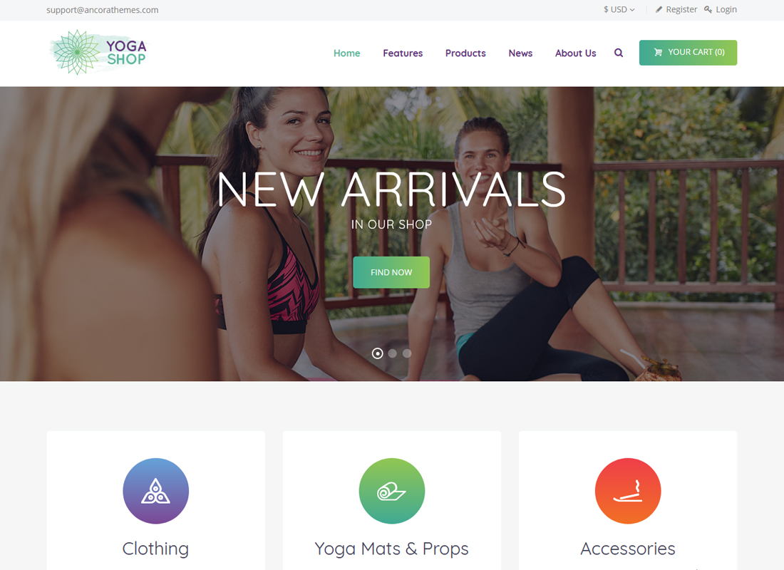 yoga-shop-sport-clothing-equipment-shop-wp-theme